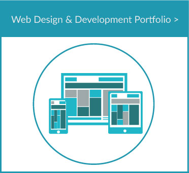 web design and development portfolio image