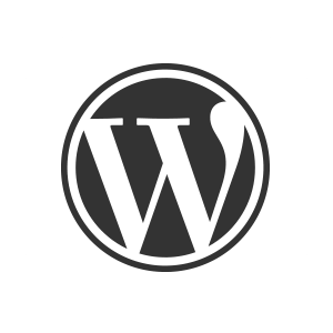 WordPress CMS Logo