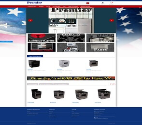 Peerless Premier Appliance Co Website