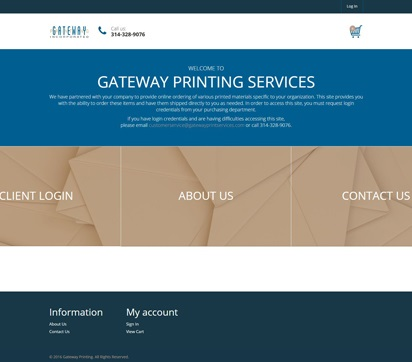 Gateway Printing Services image